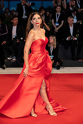 Eleonora Belcamino walks the red carpet ahead of The Sisters Brothers screening during the 75th Venice Film Festival at Sala Grande on September 2, 2018 in Venice, Italy. Photo by Marco Piovanotto/ABACAPRESS.COM