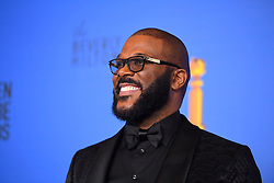 January 6, 2019 - Los Angeles, California, U.S. - Tyler Perry in the Press Room during the 76th Annual Golden Globe Awards at The Beverly Hilton Hotel. (Credit Image: © Kevin Sullivan via ZUMA Wire)