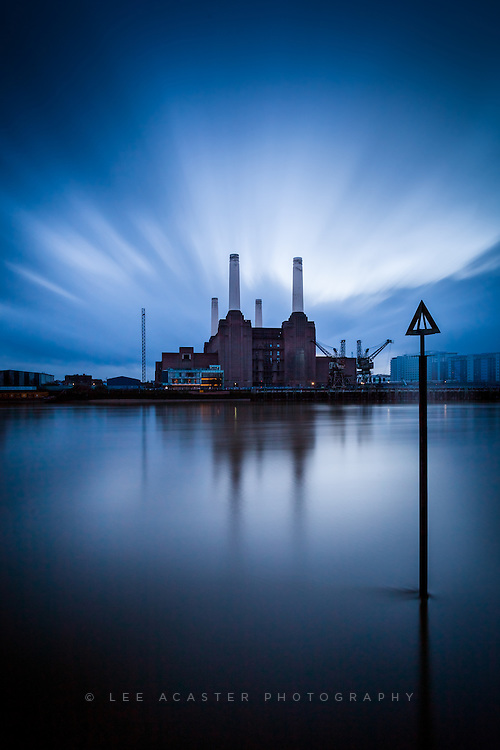 Always fancied shooting Battersea Power Station, and it didnt disappoint.