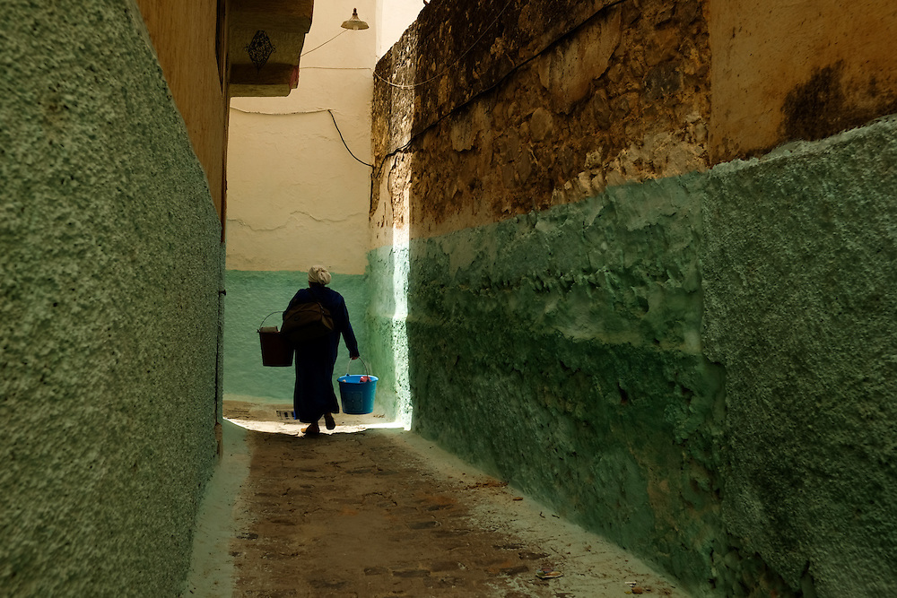 Streeet scenes in Volubilis, Morocco Aug 14, 2016. Photo Ken Cedeno