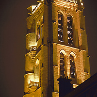 The Tour St Jacques a gothic structure on the Left Bank in the Fifth Arrondissement and built in the sixteenth century.