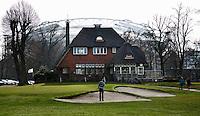 AMSTERDAM ZO - Amsterdam Old Course nabij Arena. COPYRIGHT KOEN SUYK