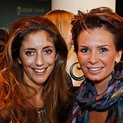 NLD/Amsterdam/20101011 - Presentatie By Danie Styleguide magazine, Leontine Borsato - Ruiters en Danie Bles