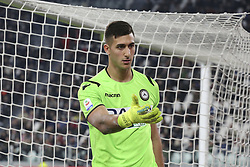 March 8, 2019 - Turin, Piedmont, Italy - Juan Musso  (Udinese Calcio) during the Serie A football match between Juventus FC and Udinese Calcio at Allianz Stadium on March 08, 2019 in Turin, Italy..Juventus won 4-1 over Udinese. (Credit Image: © Massimiliano Ferraro/NurPhoto via ZUMA Press)