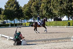 Van Liere Dinja, NED, Hermes<br /> CHIO Aachen 2021<br /> © Hippo Foto - Sharon Vandeput<br /> 19/09/21