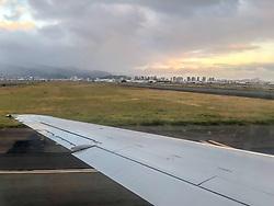 Flight From Oahu To Kauai