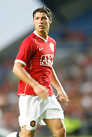 Photo: Marc Atkins.<br />Oxford United v Manchester United XI. Pre Season Friendly. 08/08/2006. Christiano Ronaldo of Machester United in action.