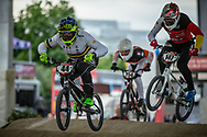 #44 (DEAN Anthony) AUS at Round 6 of the 2019 UCI BMX Supercross World Cup in Saint-Quentin-En-Yvelines, France