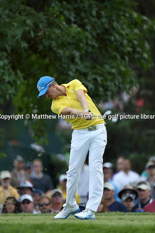 Jonas BLIXT (SWE) during fourth round US PGA Championship 2013,Oak Hill CC,