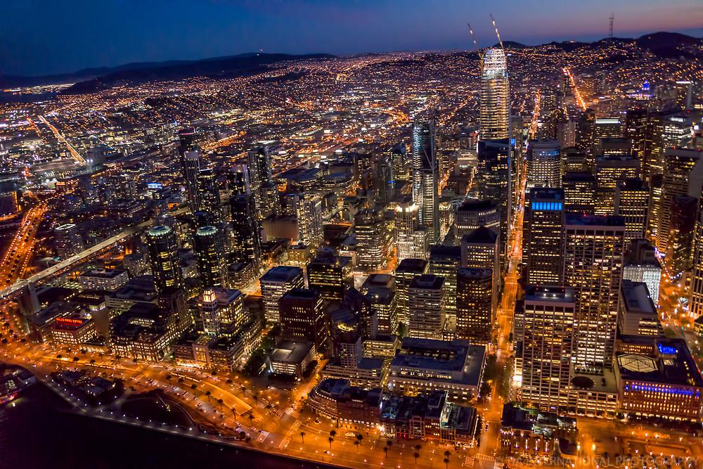 San Francisco Illuminated