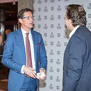 NLD/Rotterdam/20180124 - Openingsfilm IFFR 2018, premiere Jimmy, Joost Eerdmans in gesprek met Bert Koenders