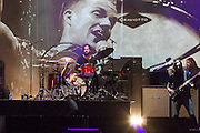 The Killers performing at the19th Festival International of Benicassim, Spain