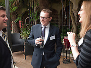 James Thornett- Dolphine Square, Archant Summer party. Kensington Roof Gardens. London. 7 July 2010. -DO NOT ARCHIVE-© Copyright Photograph by Dafydd Jones. 248 Clapham Rd. London SW9 0PZ. Tel 0207 820 0771. www.dafjones.com.