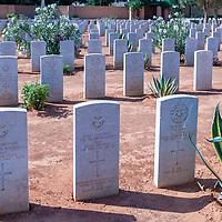 Benghazi - Commonwealth War Cemetery - Libya