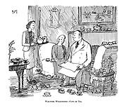 War-time Weaknesses - Cups of Tea.