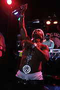 Plies performs at The Vibe Magazine VIP Celebration for Vibe's December cover featuring the first New York show of Plies, held at The Knitting Factory on November 24, 2008 in NYC