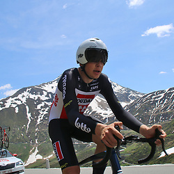ANDERMATT (SUI) CYCLING<br /> Tour de Suisse stage 7<br /> <br /> <br /> Florian Vermeersch (Belgium / Team Lotto Soudal)