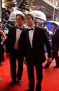 Ashley Taylor Dawson and Nick Pickard, 50th Annual Bafta television awards, Grosvenor House. London. 18 April 2004. ONE TIME USE ONLY - DO NOT ARCHIVE  © Copyright Photograph by Dafydd Jones 66 Stockwell Park Rd. London SW9 0DA Tel 020 7733 0108 www.dafjones.com