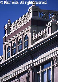 Architecture Detail, Scranton, PA