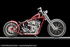 Passion Built: Bike Features