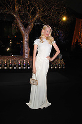 CLAUDIA SCHIFFER at the Moet Mirage Evening at Holland Park Opera House, London W8 on 16th September 2007.<br />