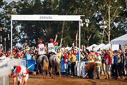Dachs Jaume, Fuentes Ramirez David, ESP, <br /> World Equestrian Games - Tryon 2018<br /> © Hippo Foto - Sharon Vandeput<br /> 12/09/2018