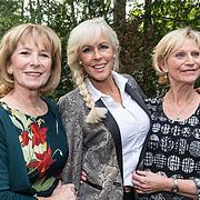 NLD/Hilversum/20181008 - Boekpresentatie autobiografie Peter Koelewijn, Marga Bult, Rita van Rooy , <br /> Margot van der Ven