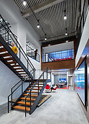 Tombras Group | Sanders Pace Architecture | Knoxville, Tennessee