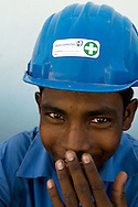 UNITED EMIRATES / Abu Dhabi /<br /> <br /> Young worker <br /> <br /> © Daniele Mattioli Shanghai China Corporate and Industrial Photographer  for Abu Dhabi Government
