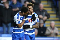 Goal, Daniel Williams of Reading scores, Reading 1-0 Blackburn Rovers - Mandatory byline: Jason Brown/JMP - 07966 386802 - 20/12/2015- FOOTBALL - Madejski Stadium - Reading, England - Reading v Blackburn Rovers - Sky Bet Championship