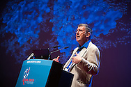 7th IAS Conference on HIV Pathogenesis, Treatment and Prevention (IAS 2013), Kuala Lumpur, Malaysia.<br /> Photo shows Denis Burton, United States, speaking on 'Vaccine: New Developments in Protecting Antibodies', during the Wednesday Plenary (WEPL01).<br /> Photo©International AIDS Society/Steve Forrest/Workers' Photos