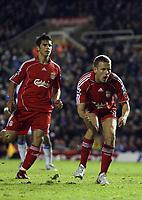Photo: Rich Eaton.<br /> <br /> Birmingham City v Liverpool. Carling Cup. 08/11/2006. Craig Bellamy of Liverpool rues his secondhalf miss