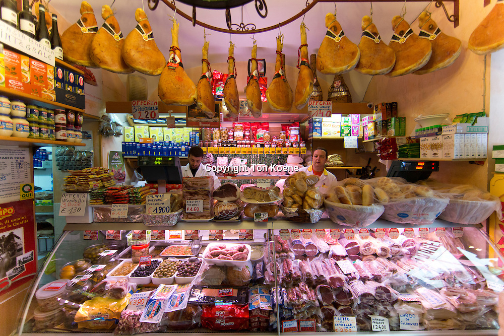 food shop in naples