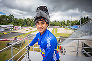 2021 UCI BMXSX World Cup<br /> Round 4 at Bogota (Colombia)<br /> Practice<br /> Men Under 23