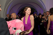 MARGOT STILLEY, The Surrealist Ball in aid of the NSPCC. Hosted by Lucy Yeomans and Harry Blain. Banqueting House. Whitehall. 17 March 2011. -DO NOT ARCHIVE-© Copyright Photograph by Dafydd Jones. 248 Clapham Rd. London SW9 0PZ. Tel 0207 820 0771. www.dafjones.com.