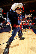 CHARLOTTESVILLE, VA- DECEMBER 6: Virginia Cavaliers mascot during the game on December 6, 2011against the George Mason Patriots at the John Paul Jones Arena in Charlottesville, Virginia. Virginia defeated George Mason 68-48. (Photo by Andrew Shurtleff/Getty Images) *** Local Caption ***