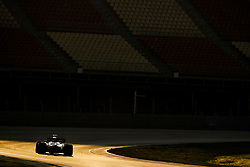 February 20, 2019 - Barcelona, Spain - HAMILTON Lewis (gbr), Mercedes AMG F1 GP W10 Hybrid EQ Power+, action during Formula 1 winter tests from February 18 to 21, 2019 at Barcelona, Spain - Photo  /  Motorsports: FIA Formula One World Championship 2019, Test in Barcelona, , #44 Lewis Hamilton (GBR, Mercedes AMG Petronas F1 Team) (Credit Image: © Hoch Zwei via ZUMA Wire)