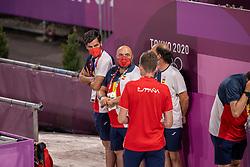 Team Spain<br /> Olympic Games Tokyo 2021<br /> © Hippo Foto - Dirk Caremans<br /> 27/07/2021