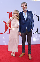 """Book Club"" Los Angeles Premiere held at the Regency Village Theatre on May 6, 2018 in Westwood, Ca. © Janet Gough / AFF-USA.COM. 06 May 2018 Pictured: Mircea Monroe and Stephen Merchant. Photo credit: Janet Gough / AFF-USA.COM / MEGA TheMegaAgency.com +1 888 505 6342"