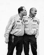 Darren Murray and Marvin Layne, Machine Operators