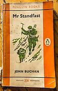 Mr Standfast, John Buchan book from library, Wordie House