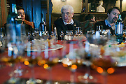 Moscow, Russia, 10/02/2011..Scotch whisky tasting evening hosted by Whyte & Mackay master blender Richard Paterson.
