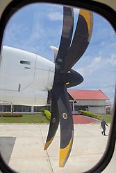 Landing In Laos