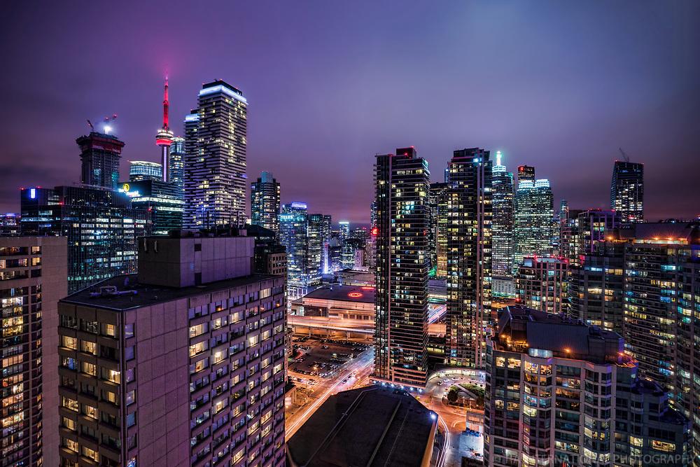 Toronto Metropolis @ Twilight