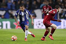 FC Porto v Liverpool 18 April 2019