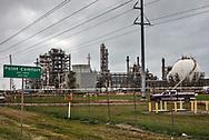 Formosa plastic plant in Point Comfort Texas