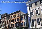 York, PA Historic Site, Washington Hall and Historic Row Buildings