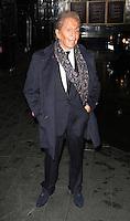 LONDON - NOVEMBER 27: Valentino Garavani attended the British Fashion Awards 2012 at The Savoy Hotel, London, UK. (Photo by Richard Goldschmidt)