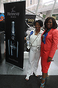 Sybil Chester, Hennessey, USA and Guest, at the 42nd Annual West Indian Day Carnival Reception co-sponsored by Hennessey, USA and held at The Brooklyn Museum along  on September 7, 2009 in Brooklyn, NY