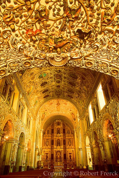 MEXICO, COLONIAL CITIES Oaxaca, Santo Domingo Church, 16thc